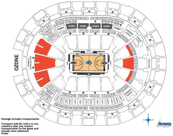orlando magic map